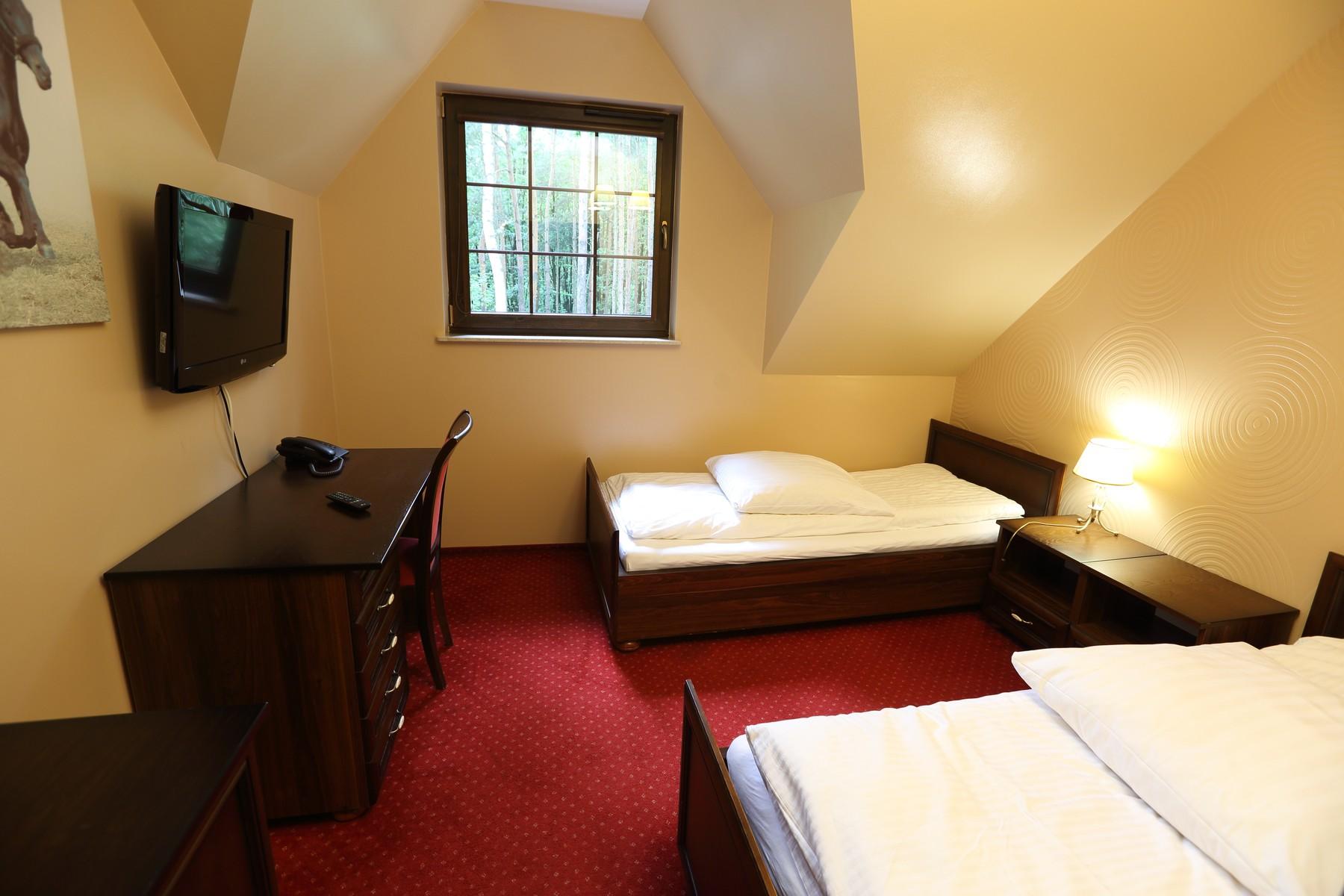 Pokoje Comfort Plus Malutkie Resort