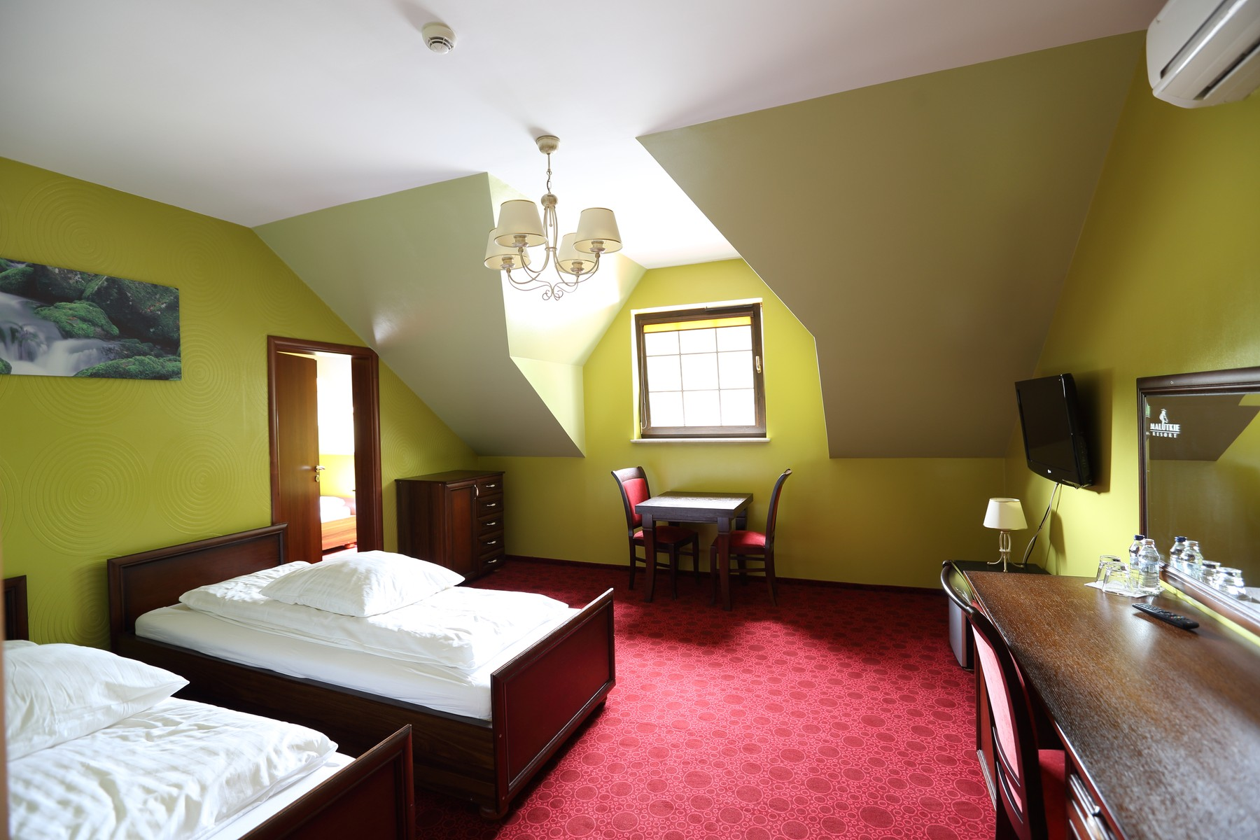 Apartament King Size 2+1 Malutkie Resort