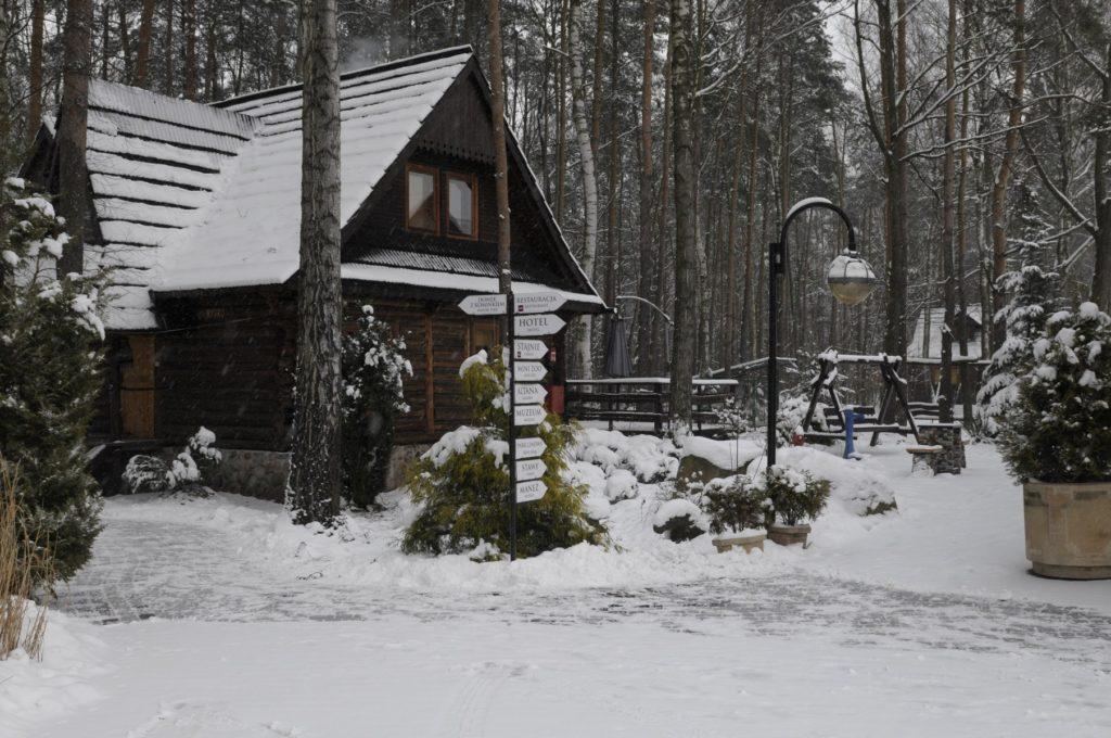 zima w malutkie resort
