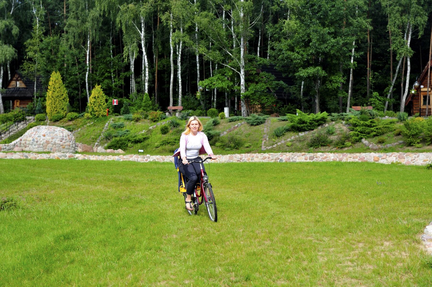 trasy rowerowe radomsko