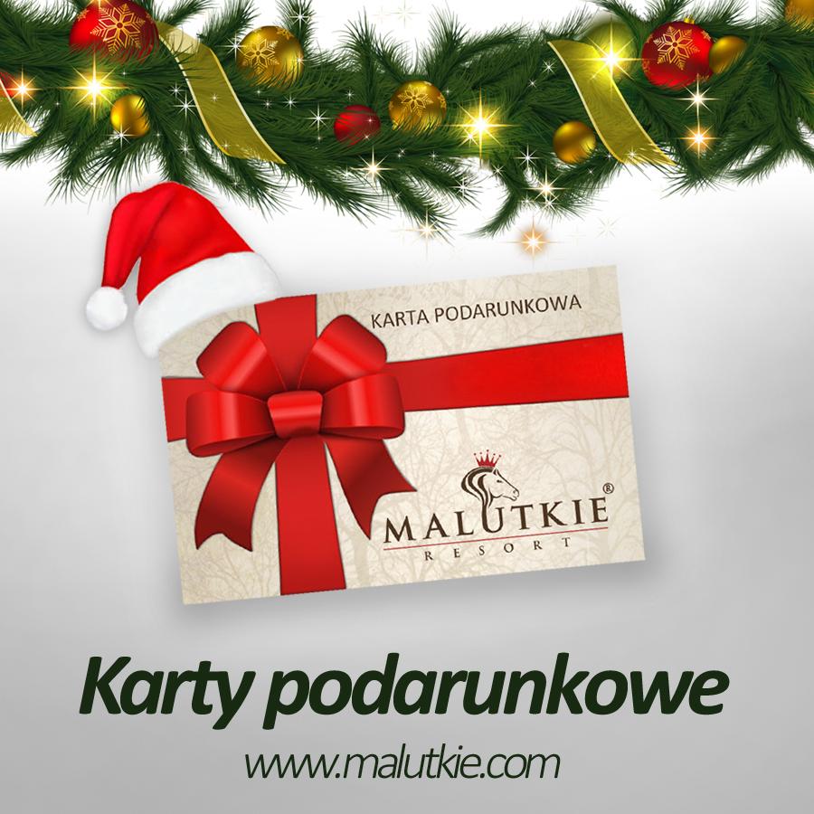 Karty podarunkowe Malutkie Resort