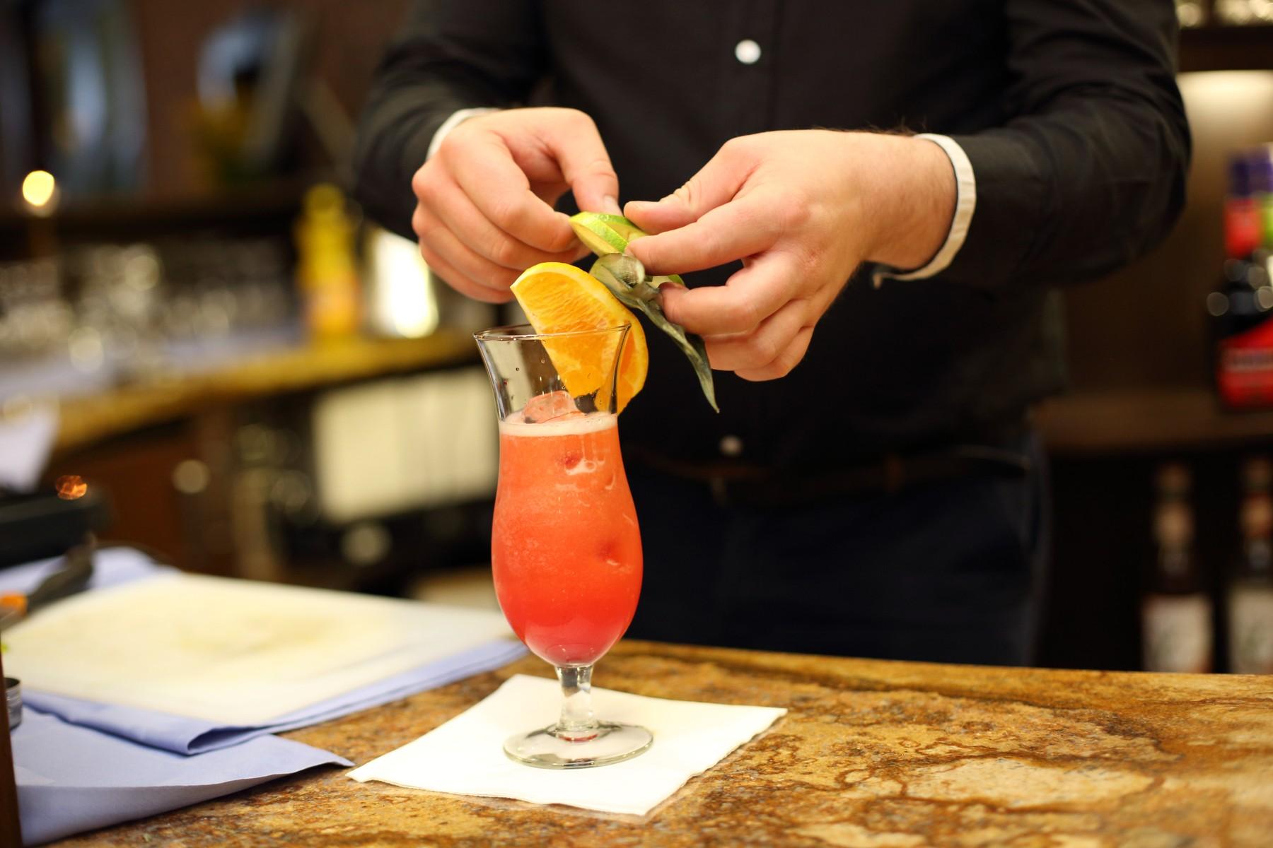Cocktail Bar Malutkie Resort
