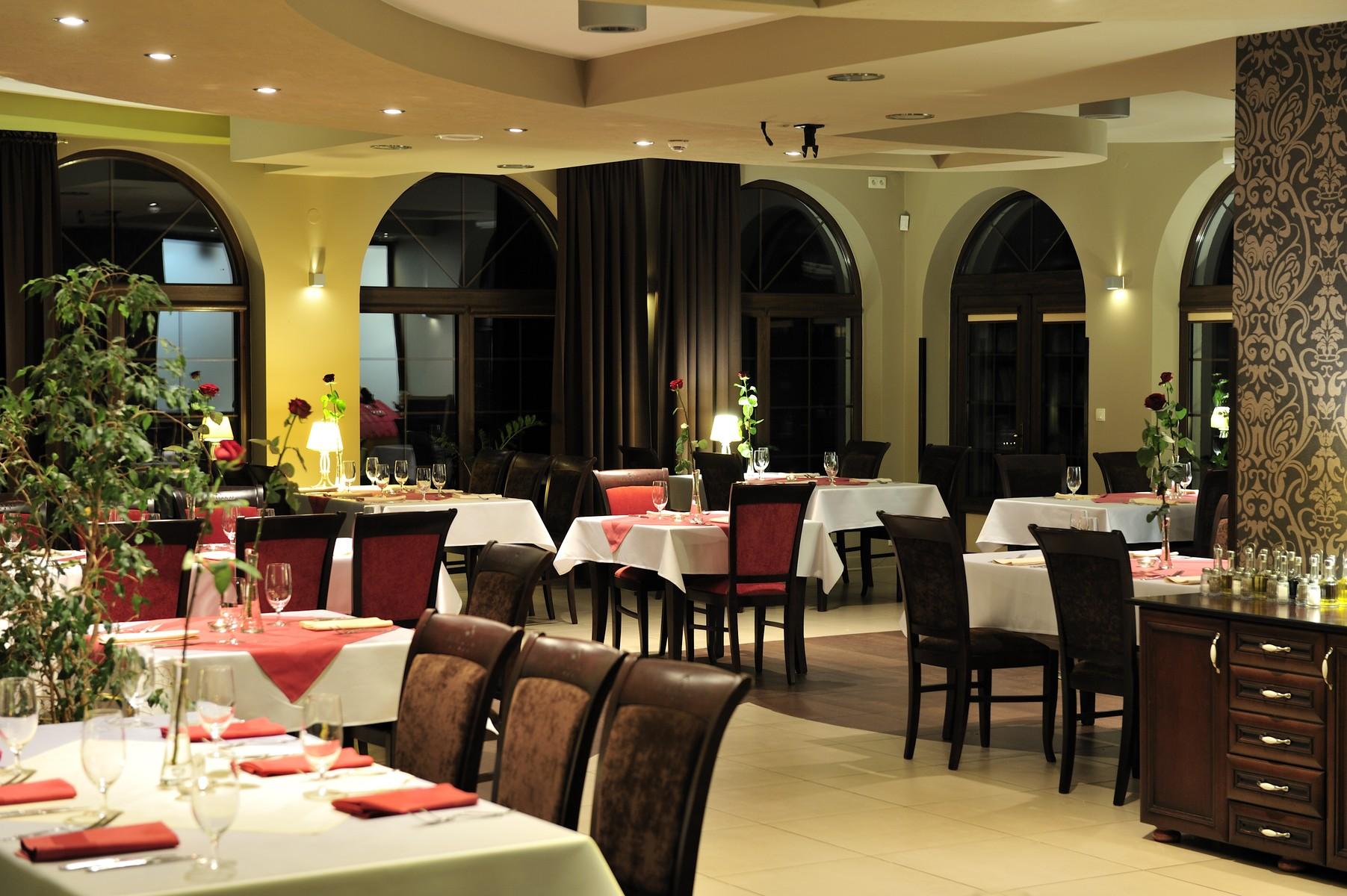 Restauracja Malutkie Resort