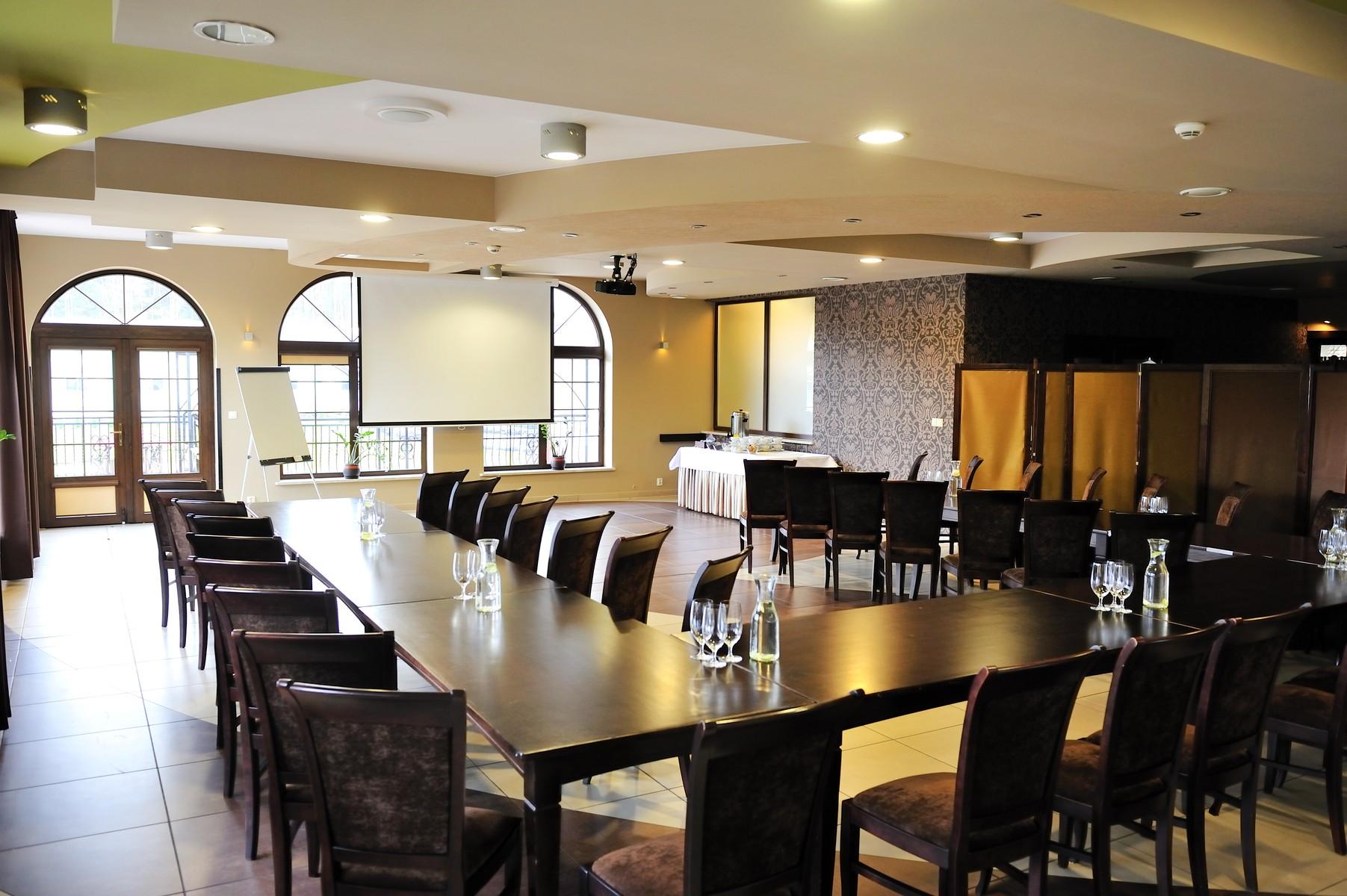 Konferencje w Malutkie Resort