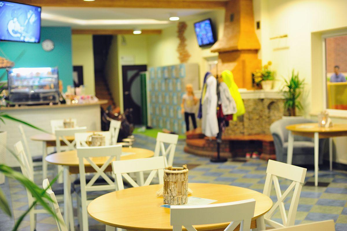 Pizza & Bistro Malutkie Resort