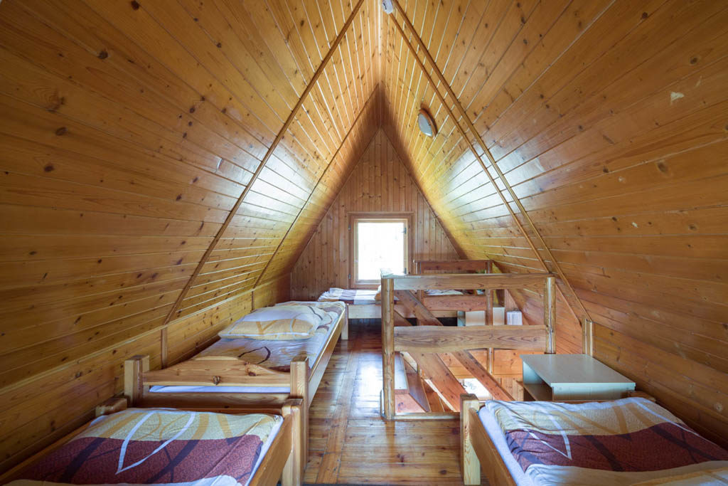 Letniskowe Domki Kempingowe w Stylu Góralskim – Malutkie Resort