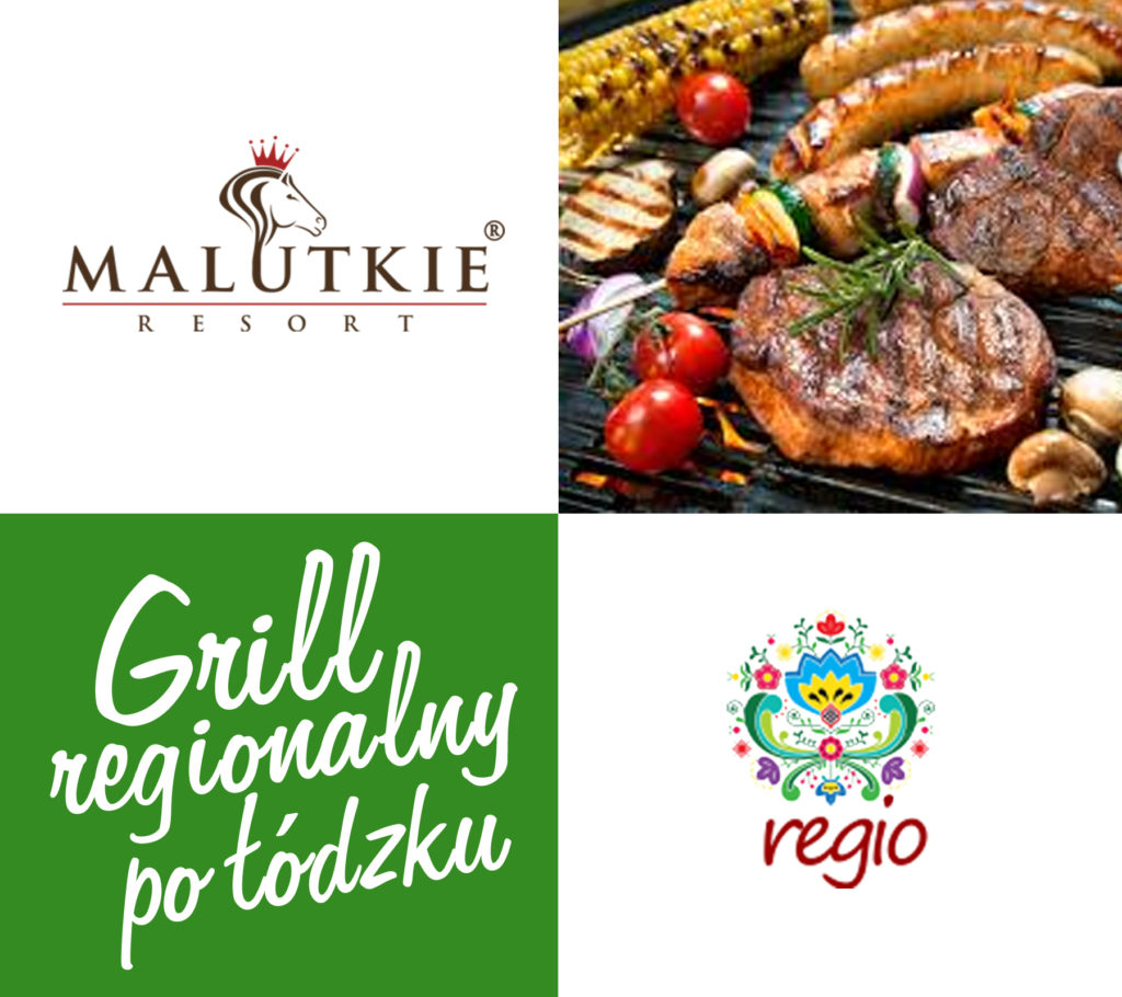 Altana grillowa, grill regionalny w Malutkie Resort