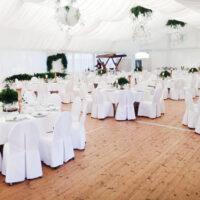 wesele plenerowe w namiocie namiot na wesele Radomsko Łódzkie (2)