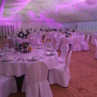 wesele plenerowe w namiocie namiot na wesele Radomsko Łódzkie (8)