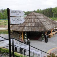Altana Grillowa na przyjęcia i eventy. Grill regionalny po łódzku.