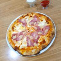 Prawdziwa włoska pizza – prawdziwa włoska kawa.